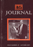 Journal-issue-25-2001