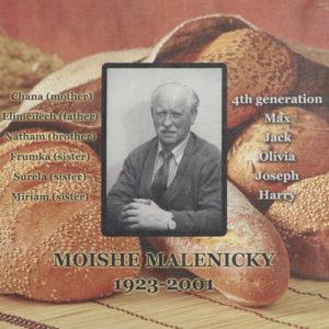 Moishe Malenicky