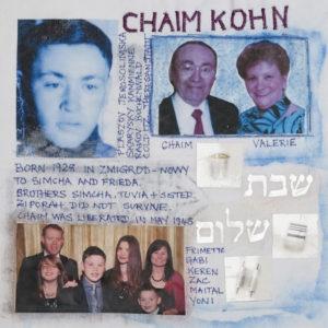 Chaim Kohn