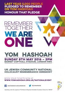 YomHaShoah2016