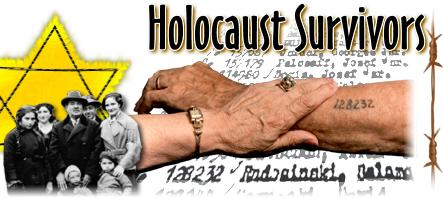 Holocaust Survivors Project